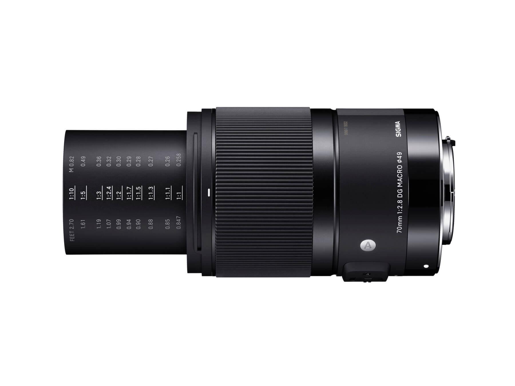 Sigma 70mm F/2.8 DG Macro ART Sony FE