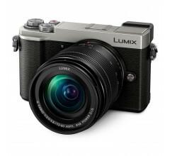 Panasonic Lumix DC-GX9 Zwart/Zilver + 12-60mm ASPH Power OIS