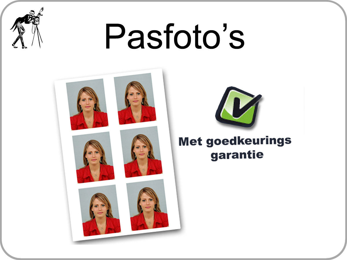 Snel pasfoto's in Deventer
