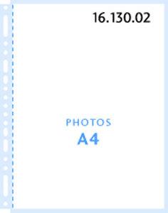 Henzo 10 Fototassen wit 16.130.02